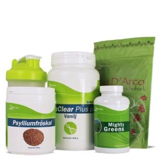 Detox Plus 14 dagars kur - Detox Plus-paket Alpha Plus