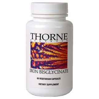 Iron bisglycinate Thorne