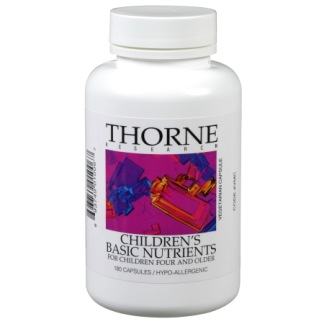Children's Basic Nutrients Thorne