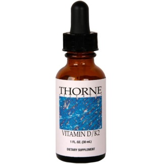 Vitamin D/K2 flytande Thorne