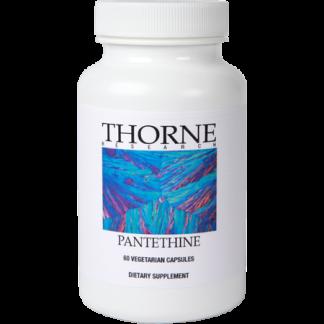 Pantethine 250 mg Thorne - Pantethine Thorne