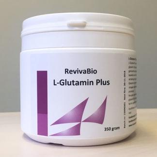 L-Glutamin Plus med Saccharomyces boulardii