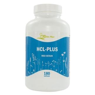 HCL-Plus Alpha Plus