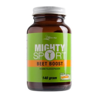 Mighty Sport Beet Boost eko 280 gr - Mighty Sport Beet Boost eko 140 gr