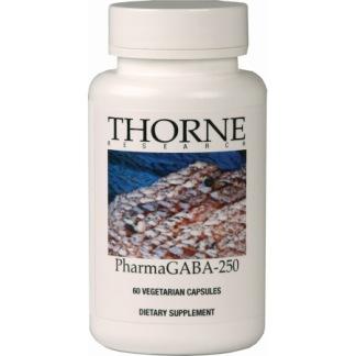 PharmaGABA-250 Thorne