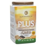 Sunwarrior Classic Plus Organic Chocolate