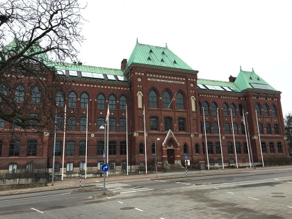 Näringsterapi i Helsingborg på S:t Nicolai.