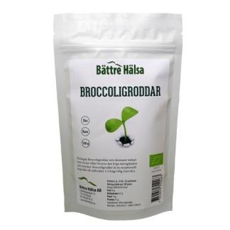 Broccoligroddar EKO 100 g