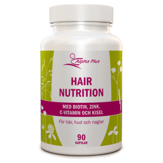 Hair Nutrition 90 kap - Hair Nutrition 90kap