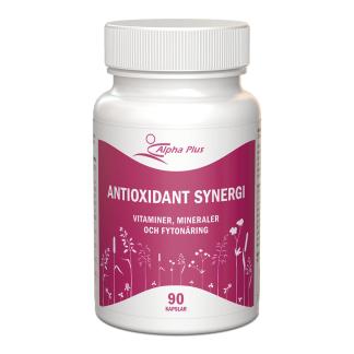 Antioxidant Synergi 90 kapslar - Antioxidant Synergi 90 kapslar