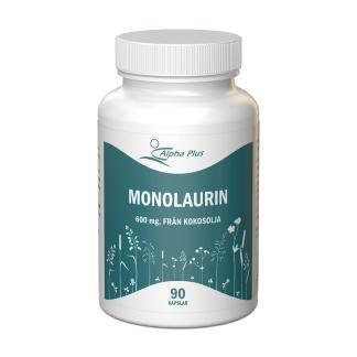 Monolaurin 90kap Alpha Plus - Monolaurin 90kap Alpha Plus