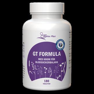 GT Formula 180 tabletter
