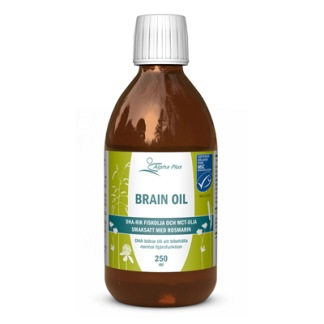 Brain Oil Alpha plus 250ml - Brain oil