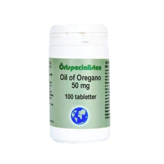 Oil of oregano 100 tabl - Oil of oregano 100 tabl