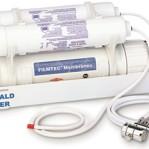Vattenrening - resesystem