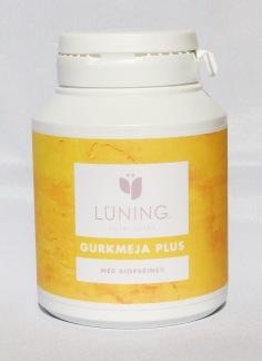 Gurkmeja Plus med Bioperine - Gurkmeja Plus