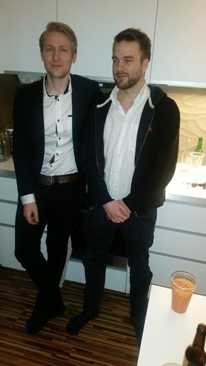 Jag och (lillebror) Philip