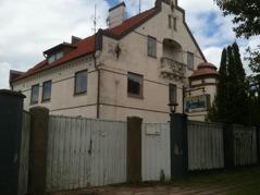 Huset i februari 2014, när vi köpte det.