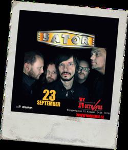 23/9  SATOR -