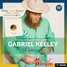 Gabriel Kelley - Gabriel Kelley