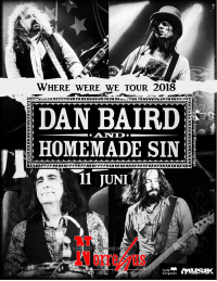 Dan Baird and Homemade Sin -