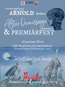 After Vernissage & Premiärfest - After Vernissage & Premiärfest