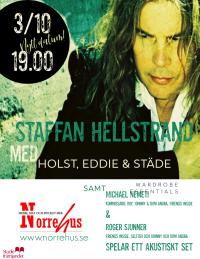 3/10 Staffan Hellstrand entré