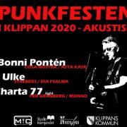 28/11 Punkfest i Klippan 2020 - akustisk