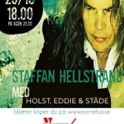 23/10 Staffan Hellstrand entré
