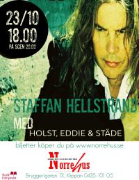 23/10 Staffan Hellstrand entré -