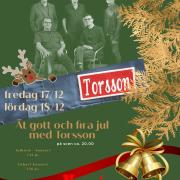 18/12 Torsson & Rolf Ren firar jul