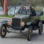 Årets äldsta bil 1924