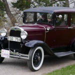 A-Ford 4 dr