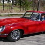 Jaguar E-Type -65