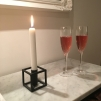 Bella Candle Holder Square S