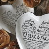 Kärlek & Fika - Hjärta