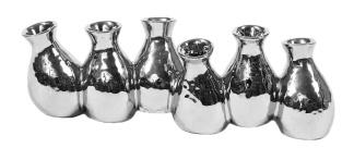 Minivas, silver