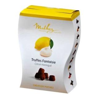 Tryffel - Citronmaräng