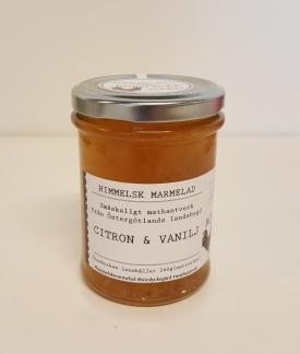 Himmelsk Marmelad - Citron & Vanilj