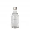 Glasflaska - Äkta kranvatten