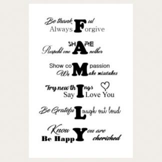 Print - Family