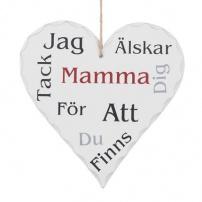 Hjärta, Jag älskar dig mamma