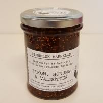 Himmelsk Marmelad - Fikon, Honung & Valnötter