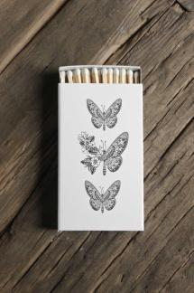 Tändstickor, Butterflies -