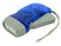 DYNAMO 3-LED Ficklampa - Blå