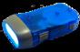 DYNAMO 3-LED Ficklampa