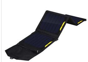Solcellsladdare Ultra 16X - Solcellspanel 16W