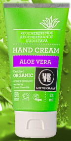 Ekologisk Aloe Vera Handkräm - Handkräm Aloevera