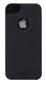 iNature - Miljövänligt Mobilskal - Svart -  iPhone 6/6s
