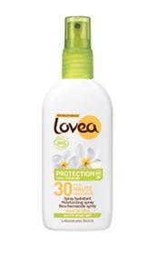 Naturlig Solkräm Eco SPF 15/30 - Lovea - Lovea SPF 30